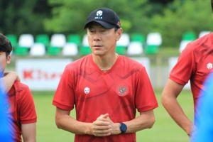 Sudah Dua Kali Menang, Shin Tae-yong Nilai Timnas U-19 Masih Ada Kekurangan