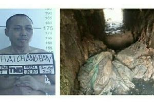 Begini Cara Cai Changpan Gali Lubang 30 Meter untuk Kabur dari Penjara Tangerang